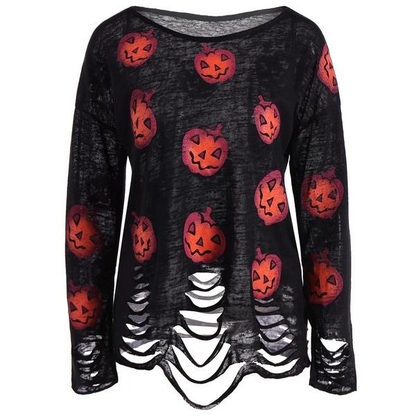 blouse, gothictop, Fashion, punkblouse