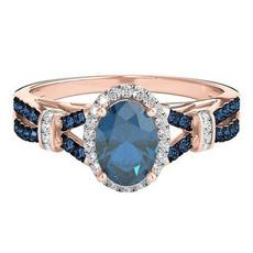 Blues, Womens Accessories, DIAMOND, wedding ring
