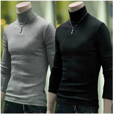 Fashion, knitted sweater, pullover sweater, Shirt
