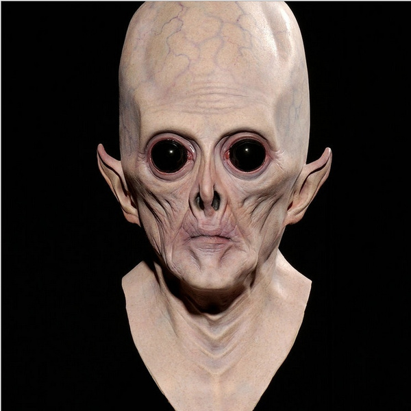 alienmask, devils, Cosplay, dancemask