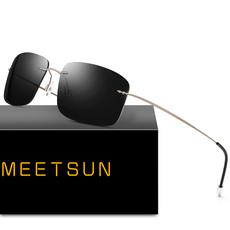 retro sunglasses, Outdoor, silhouette, Fashion