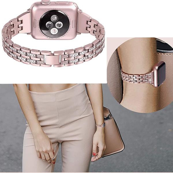 38mmwatchband, applewatchbandwoman, Bling, Apple