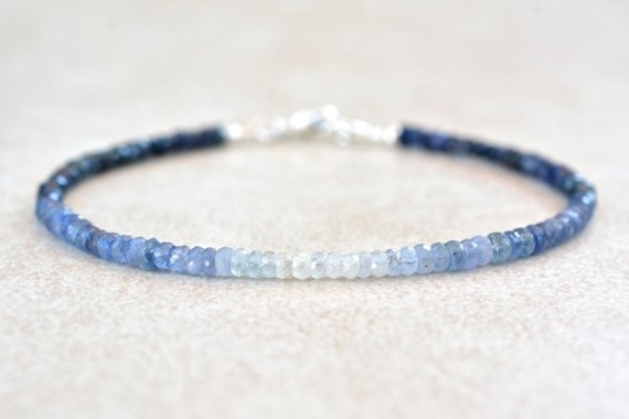 Blues, Crystal Bracelet, Jewelry, Gifts