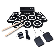 drumforkid, drum, drumset, Silicone