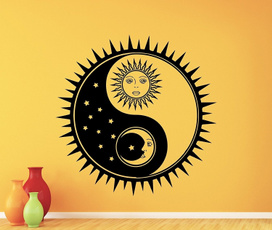 art, walldecalsampsticker, Stickers, zen