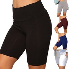 Summer, Leggings, Shorts, Yoga
