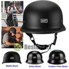 Helmet, cruiser, german, matte