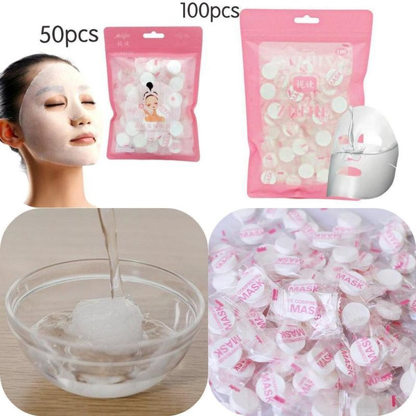 facialtreatment, compressedmask, Tablets, Beauty