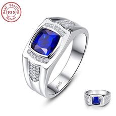 Blues, ringsformen, Fashion, 925 sterling silver