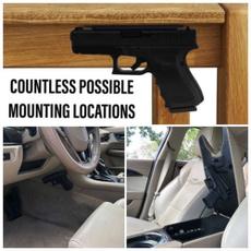 truckgunholster, pistol, truckgunmount, magneticgunholder