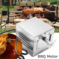 Steel, Grill, bbqmotor, Electric