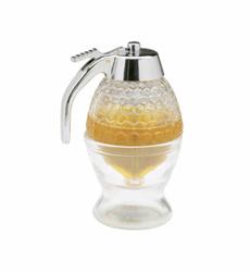 glassbeehoneyholderpourer, Kitchen & Dining, organizemulticolorfreezertoolsgadget, Glass