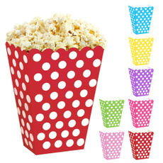 popcorncontainer, party, Greeting Cards & Party Supply, popcornboxe