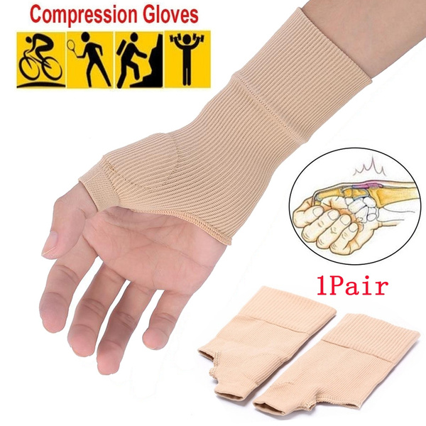Wrist Elastic Outdoor Hand Sport Glove Protector Wrist Bandage Sports Safey