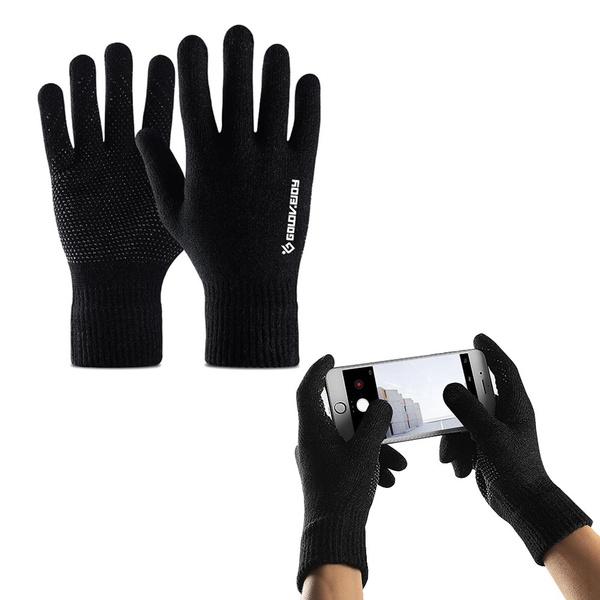 womansglove, Fleece, Smartphones, gloveswinter