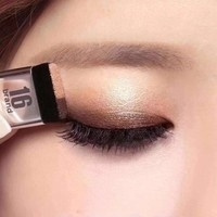layer, Beauty, Double, Makeup