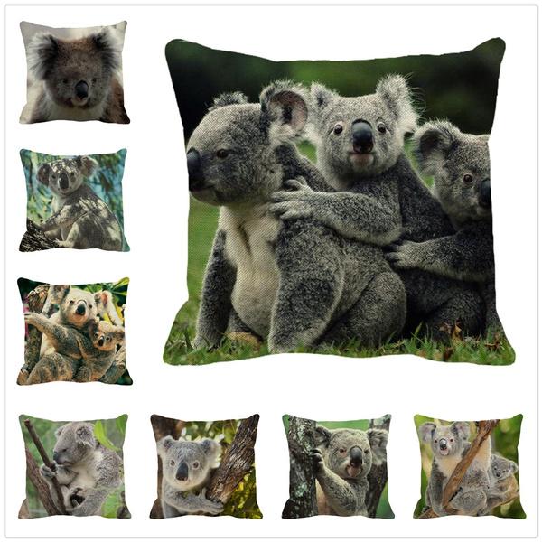 decoration, koala, Cushions, Home & Living