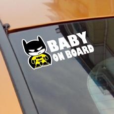 Car Sticker, Batman, Stickers, Decals / Stickers