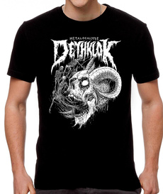 Summer, Funny T Shirt, Cotton T Shirt, skull