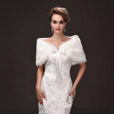 Bridesmaid, fauxfurshawl, Fashion, fur