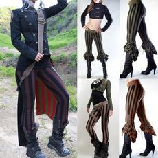 capripant, skinny pants, Cosplay Costume, fashion pants