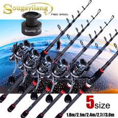 spinningreel, sportsampoutdoor, telescopicfishingrod, carbonrod