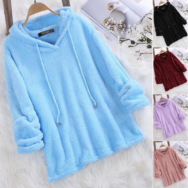 Fleece, Casual Hoodie, hooded, pullover hoodie