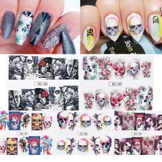 water, nail stickers, art, Beauty