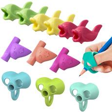 posturecorrectiontool, pencilholder, childrenwritingtraining, fingerwritingcorrector