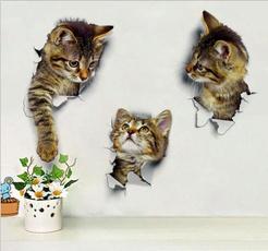 Decor, wallmuralsticker, Home Decor, Pets