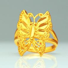 butterfly, adjustablering, butterflyring, wedding ring