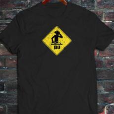 Dj, Slim T-shirt, Sports & Outdoors, fashion shirt