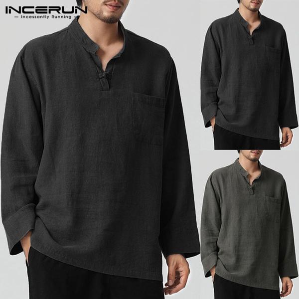 kungfuclothing, Plus Size, cottonlinen, Sleeve