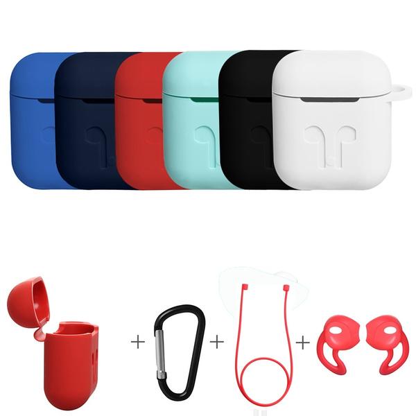 case, airpodscover, Earphone, Apple