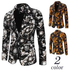flowersuit, Jacket, Fashion, Flowers