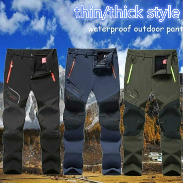 Summer, Outdoor, Casual pants, Hiking