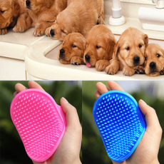 petbathbrush, hair, rubberglove, fur