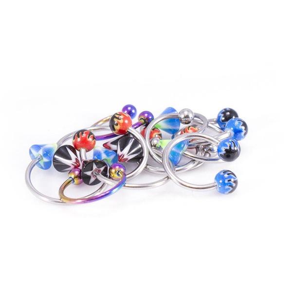 circularbarbellring, circularbarbelllipring, circularbarbellnosering, septum jewelry
