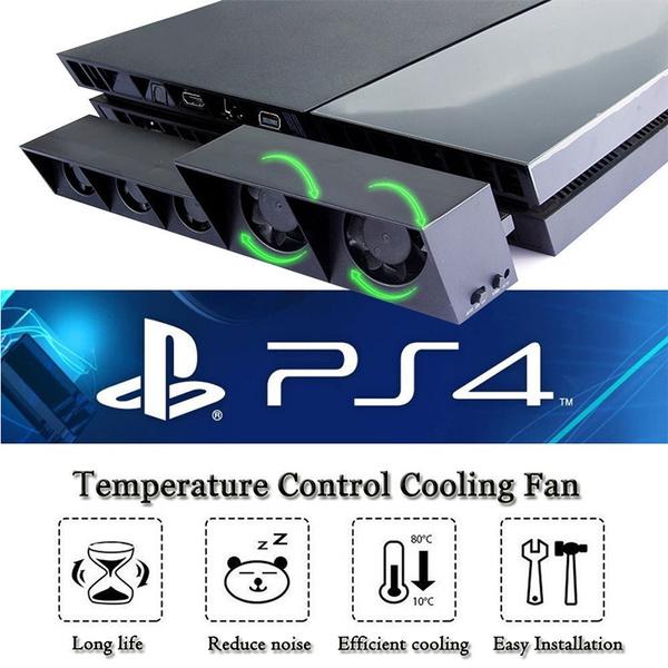 Playstation, Video Games, usb, playstationcoolingfan