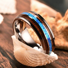 8MM, tungstenring, Jewelry, Gifts