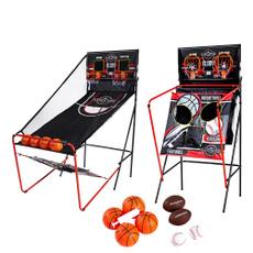 Basketball, Sports & Outdoors, arcade, indoorsportssetrecreationroom