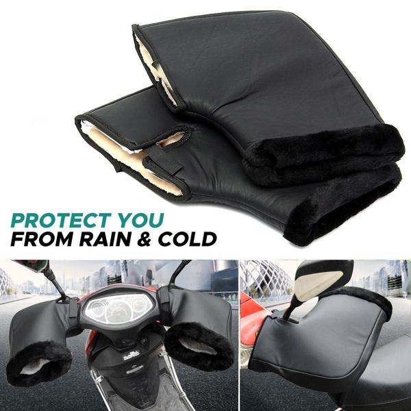waterproofhandlebarbarmuff, motorcyclegripcoverglove, Winter, Automotive