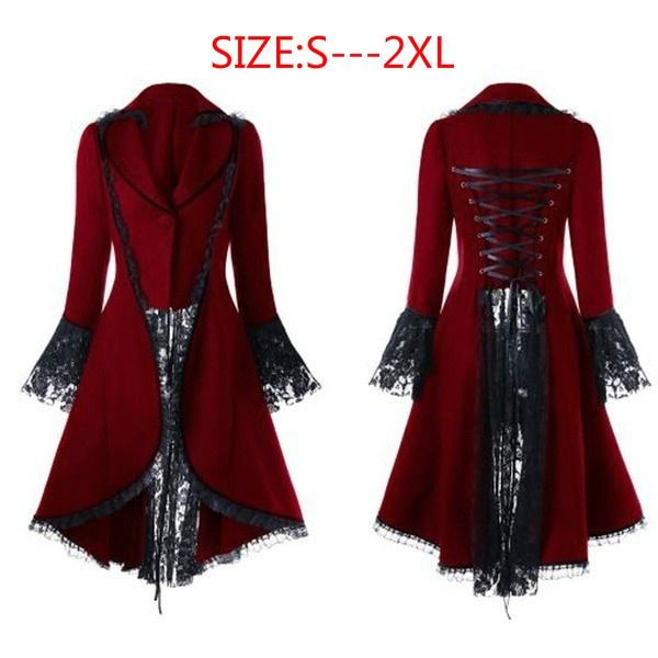 lace trim, Goth, Fashion, Medieval