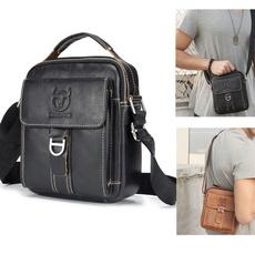 smallshoulderbag, Outdoor, Leather Handbags, Men's Fashion