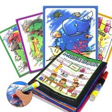 babyeducationaltoy, Toy, drawingmat, waterdrawingtoy