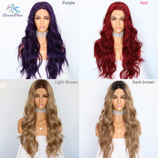 wig, Synthetic Lace Front Wigs, fashion wig, brownwig