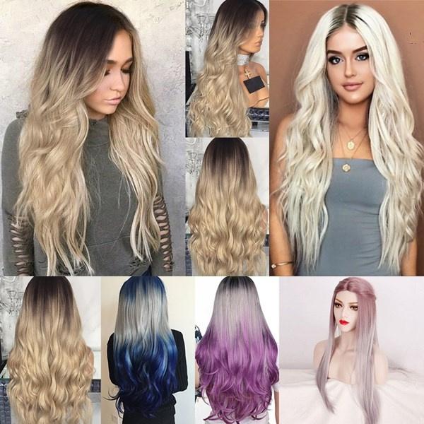 wig, Fashion, Colorful, greywigwoman