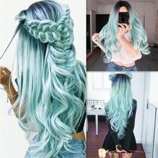 wig, Black wig, Fashion, Cosplay