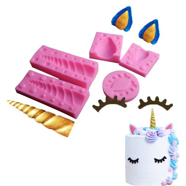 unicornmold, Baking, unicorncakemold, unicorncake
