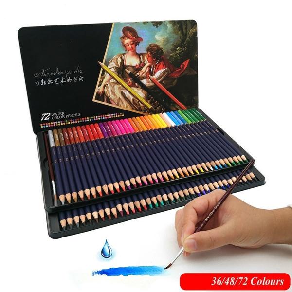 pencil, woodencoloredpencil, watercolorpencil, artdrawingpencil
